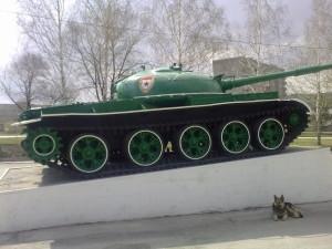 С Днём Победы! Танк T62