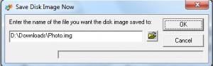 Сохранение образа