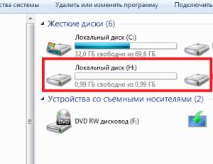 Ram диск