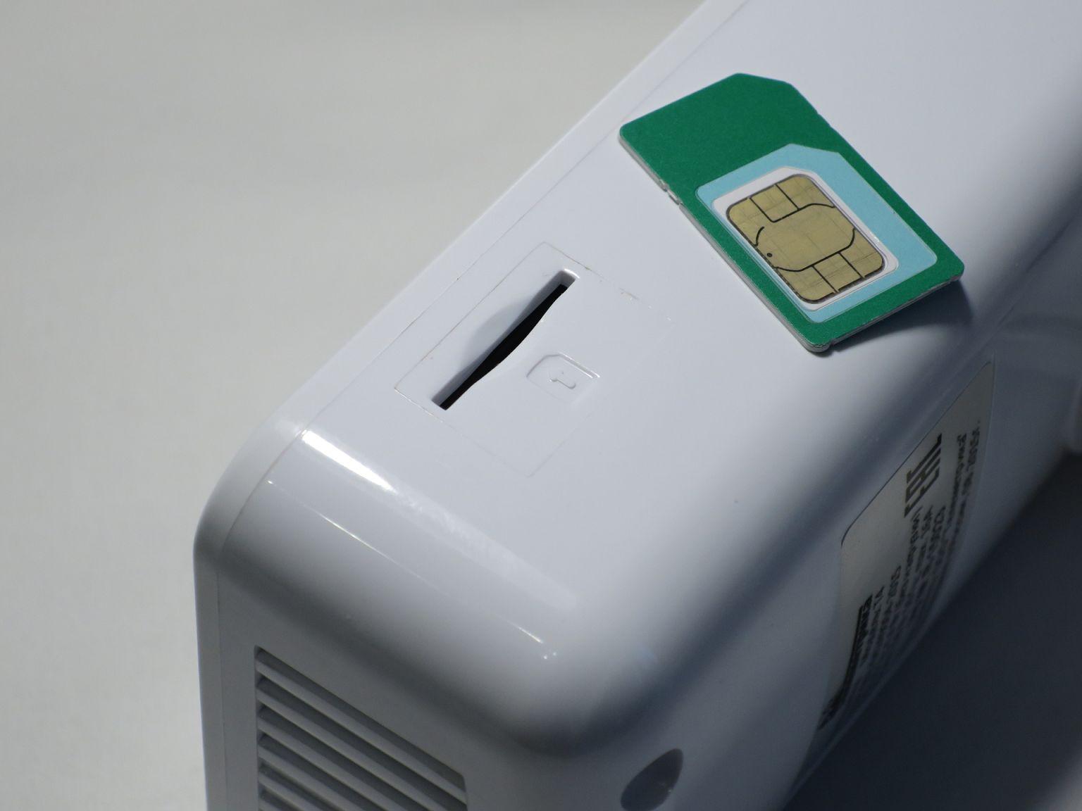 Умная GSM розетка Телеметрика.