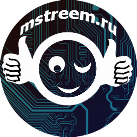Логотип Проекта mstreem.ru