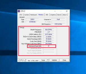 Command Rate (CR) оперативной памяти