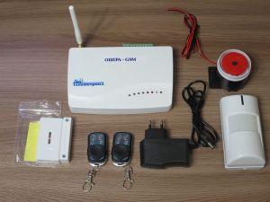 GSM сигнализация Телеметрика