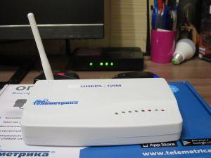 База GSM сигнализации Телеметрика ОПЕРА GSM
