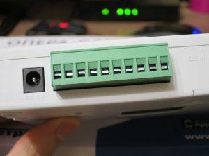 Задняя панель сигнализации ОПЕРА GSM