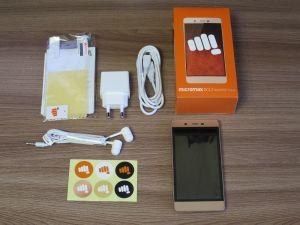Комплект поставки смартфона Micromax Q4101