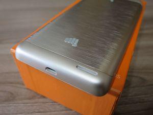 Micro USB и основной динамик Micromax Q4101 Bolt Warrior 1 Plus