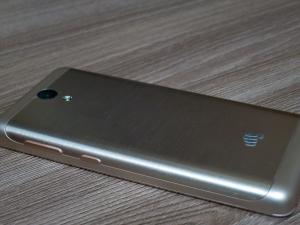 Недорогой смартфон Micromax Q4101 Bolt Warrior 1 Plus