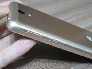 Управляющие кнопки смартфона Micromax Q4101 Bolt Warrior 1 Plus
