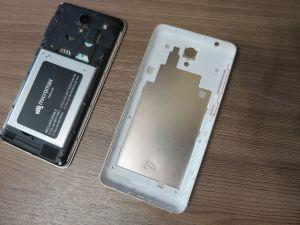 Задняя крышка смартфона Micromax Q4101 Bolt Warrior 1 Plus
