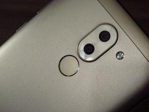 Камера и сканер отпечатка пальца Honor 6X