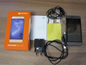 Комплект поставки Micromax Q3551