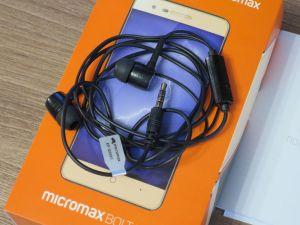 Гарнитура Micromax Q3551
