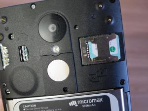 Слоты расширения Micromax Q4260