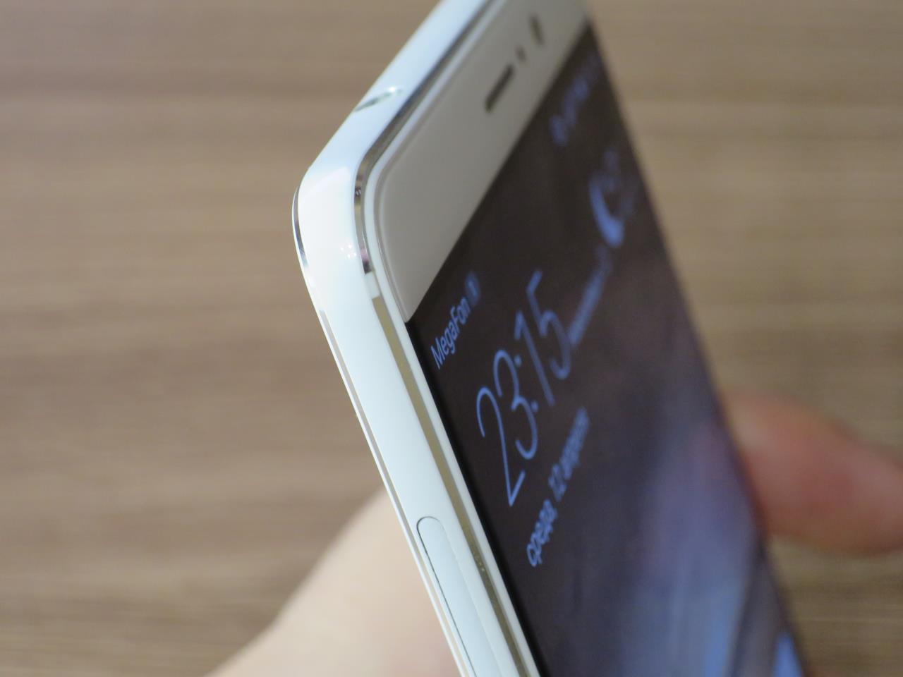 Дизайн смартфона Huawei Mate 9