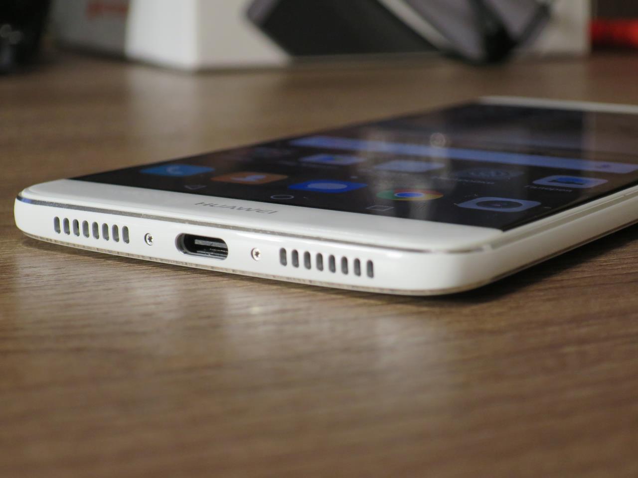 Звук Huawei Mate 9