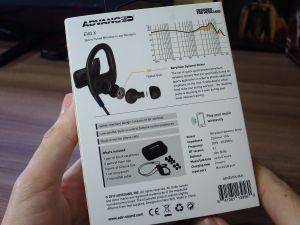 Беспроводные наушники Advanced Evo X