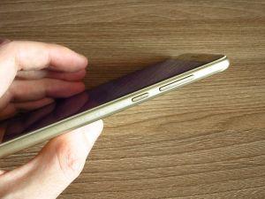 Качелька громкости в смартфоне Honor 8 Lite