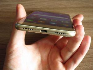 Динамик и микрофон в смартфоне Honor 8 Lite