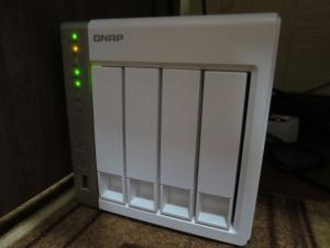 Сетевое хранилище Qnap TS-451