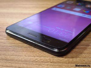 Дополнительные фишки Huawei P10 Plus