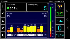 Работа GPS на Honor 8 Lite