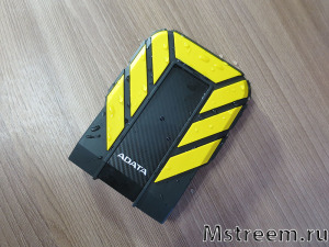 Защита от воды и пыли жёсткого диска Adata HD710 Pro