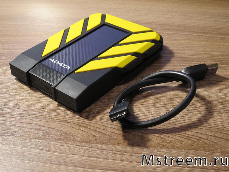 Внешний жёсткий диск Adata HD710 Pro