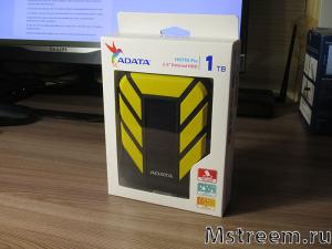 Жёсткий диск Adata HD710 Pro