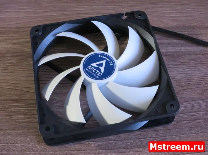 Вентилятор кулера Arctic Freezer 33