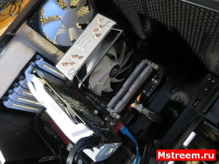 Процессорный кулер Arctic Freezer 33
