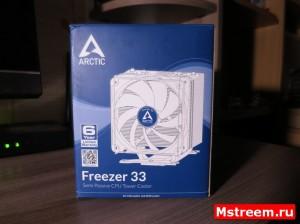 Кулер Arctic Freezer 33