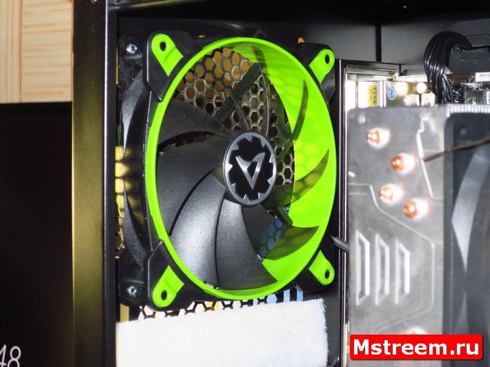 Корпусной вентилятор Arctic BioniX