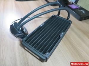 Радиатор водяного охлаждения Arctic Freezer 240