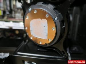 Теплосъёмник водяного охлаждения Arctic Freezer 240