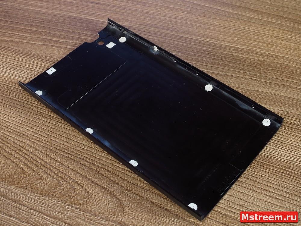 Металлическая задняя крышка смартфона Prestigio Grace R5 LTE
