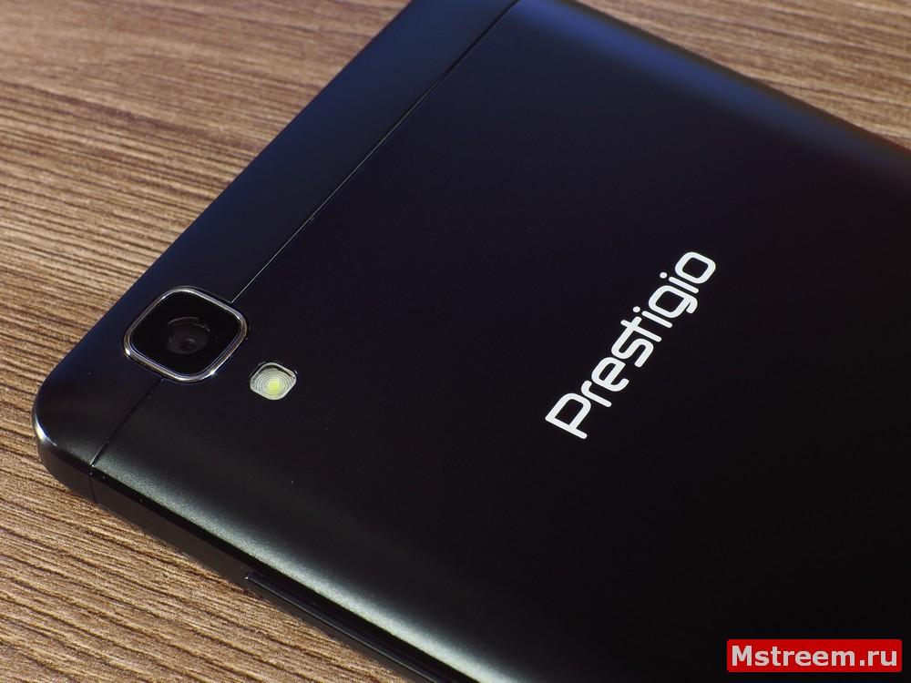 Камера смартфона Prestigio Grace R5 LTE