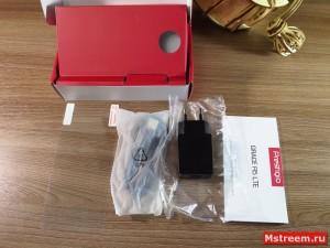 Комплектация смартфона Prestigio Grace LTE
