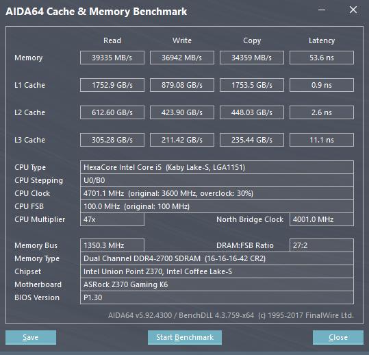 Разгон оперативной DDR4 GoodRam Iridium IR-2400D464L15S/8G