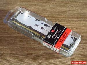 Оперативная память DDR4 GoodRam Iridium