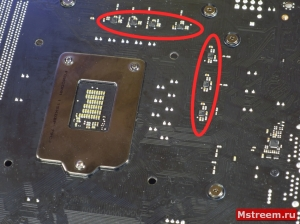 Драйверы ISL6596 от Intersil Corporation. ASRock Fatal1ty Z370 Gaming K6