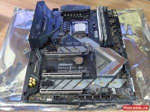Материнская плата ASrock Fatal1ty Z370 Gaming K6