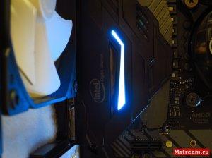 Подсветка материнской платы ASrock Fatal1ty Z370 Gaming K6