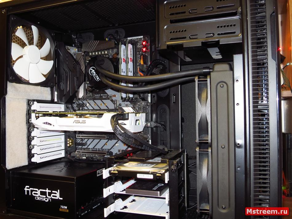 Сборка на основе ASRock Fatal1ty Z370 Gaming K6
