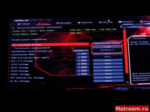 Разгон процессора Core i5 8600K. ASRock Fatal1ty Z370 Gaming K6