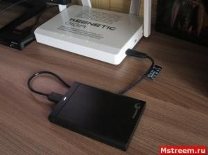 Производительность USB накопителей. Роутер Keenetic Giga KN-1010