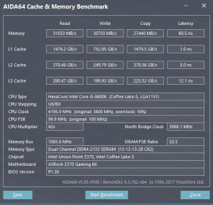 Оперативная память Kingston HyperX Fury HX426C16FW2K2/16 – 2133 МГц