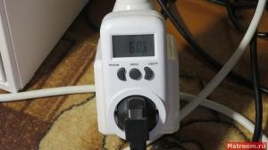 Энергопотребление Inno3D GTX 1070ti iChill X3 без нагрузки