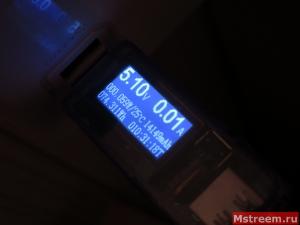 Время зарядки аккумулятора Romoss Sense 15