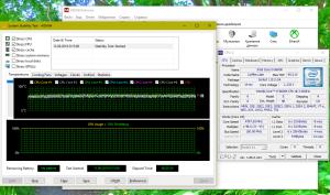 Разгон процессора Core i5 8600K 4.8 ГГц на материнской платы ASRock Fatal1ty Z370 Gaming-ITX/ac